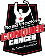 Road hockey to conquer Cancer