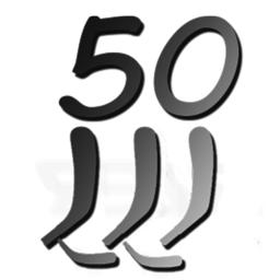 50 Blades of Grey