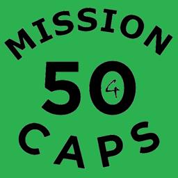 50 Mission Caps
