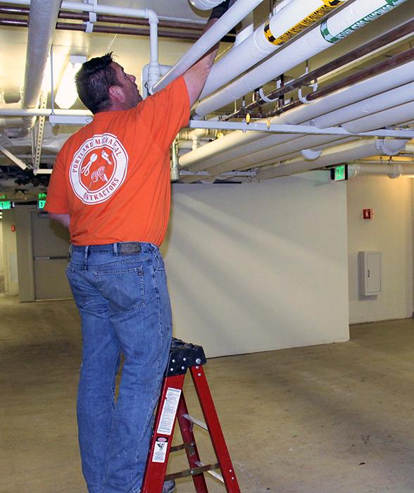 Plumbing Services - Portland Mechanical Contractors