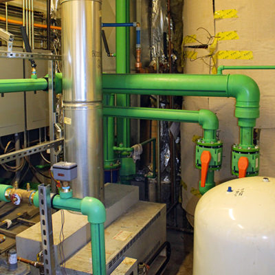 Process Piping Contractors - Design