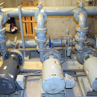 Plumbing - Piping System Maintenance & Repair