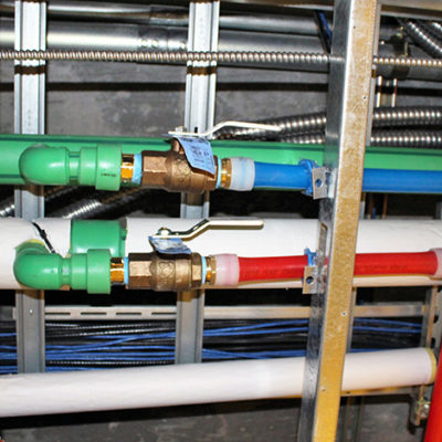 Commercial Process Piping - Maintenance & Repair