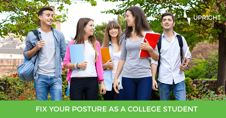 Fix Your Posture As A College Student