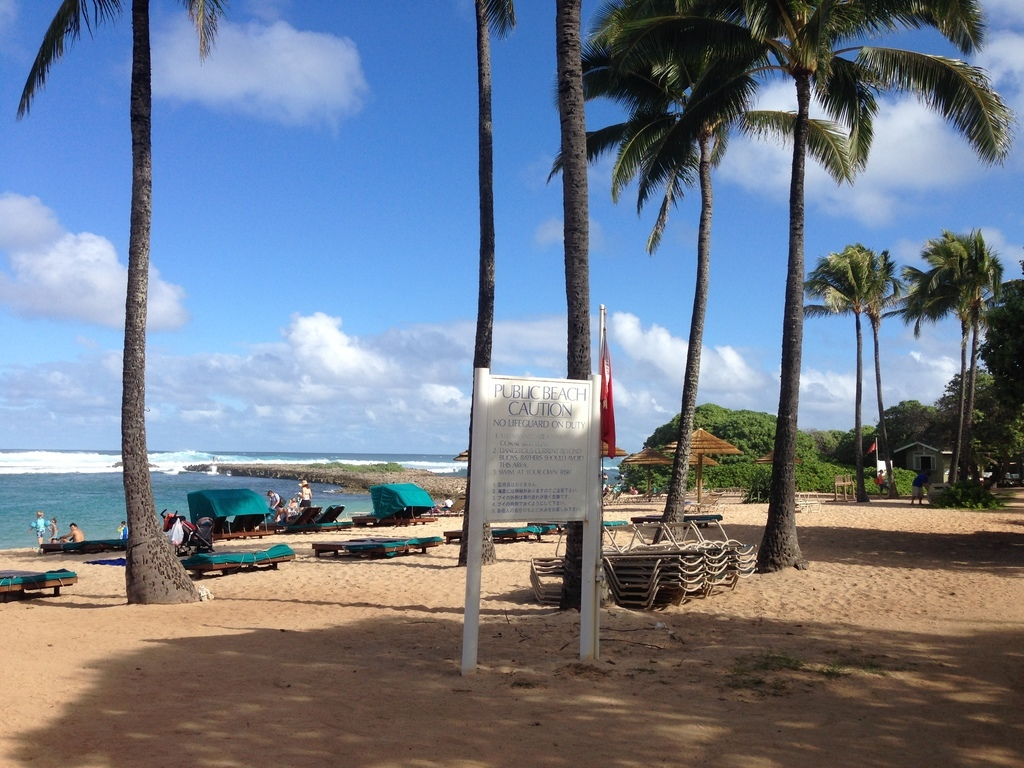 Turtle Bay Beach