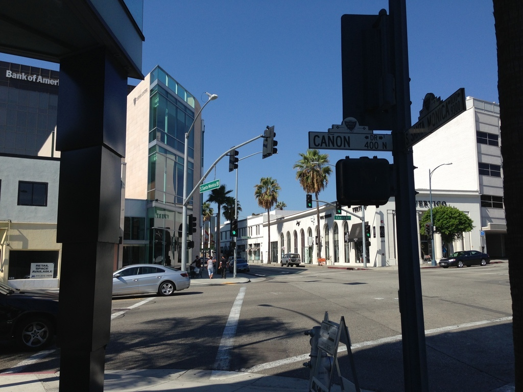 S Santa Monica / Canon, Beverly Hills, CA 90210, USA