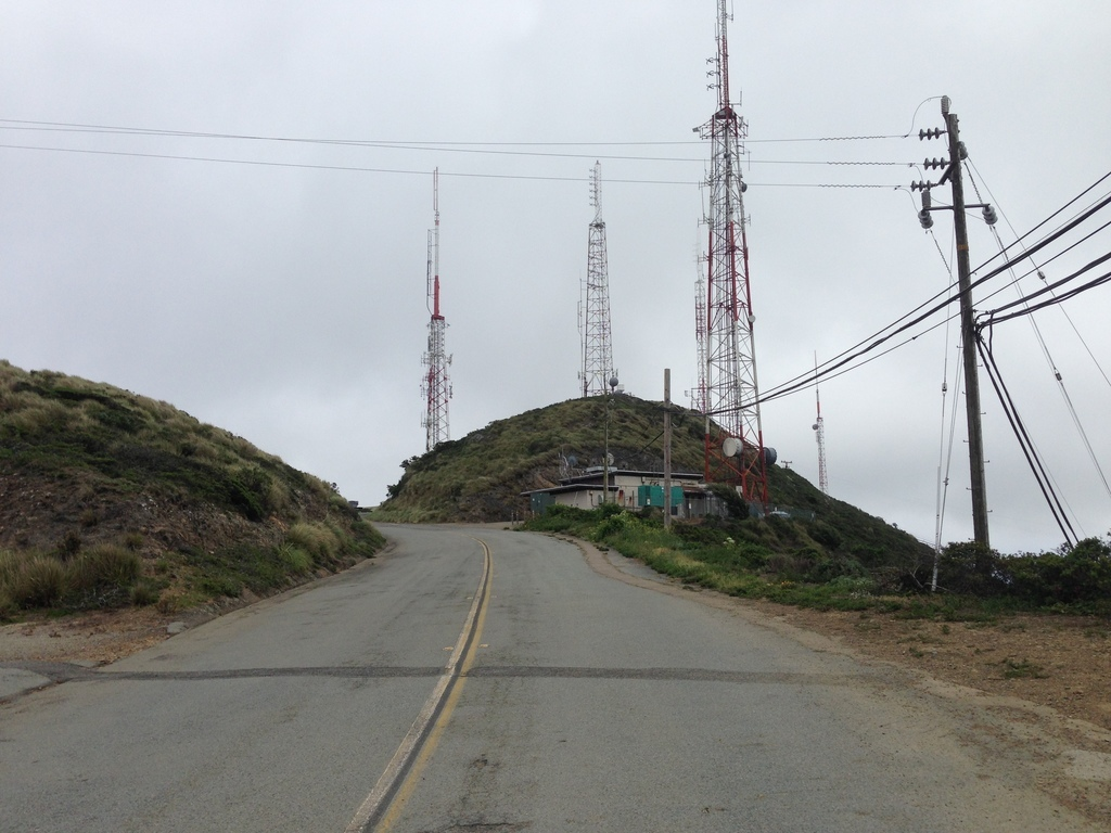Xm Satellite Radio Towers
