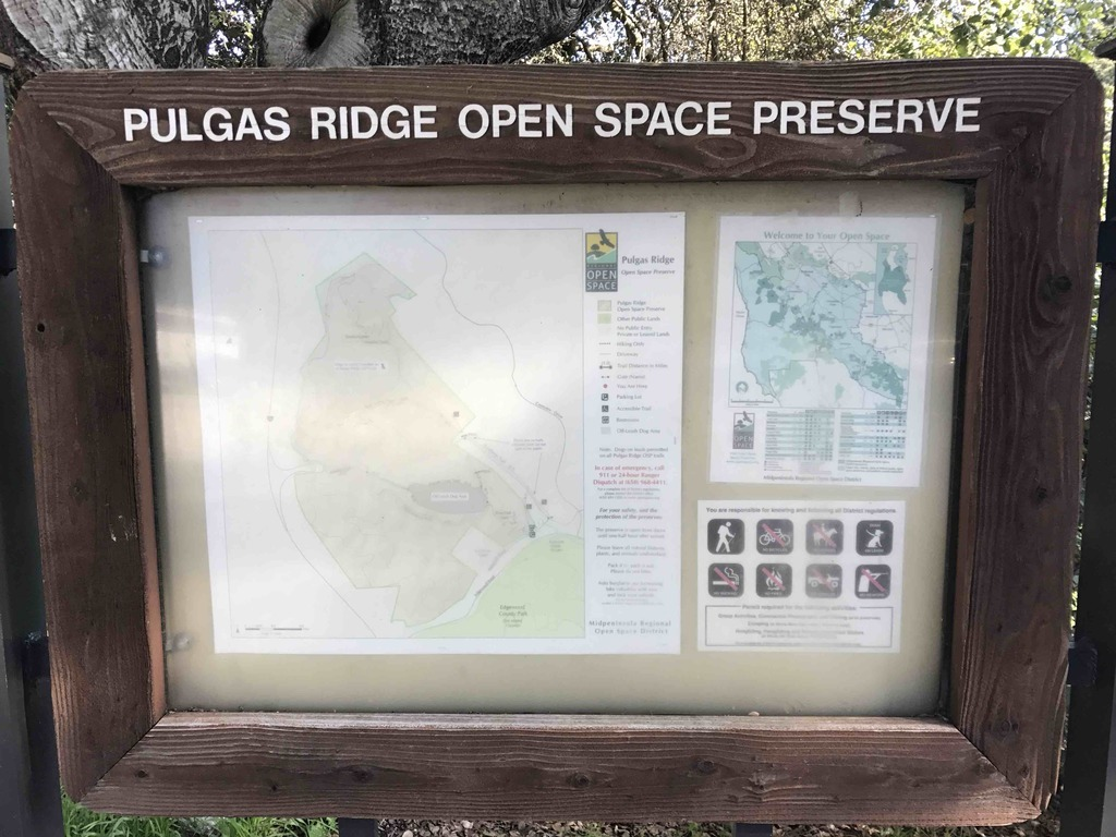 Pulgas Ridge Open Space Preserve