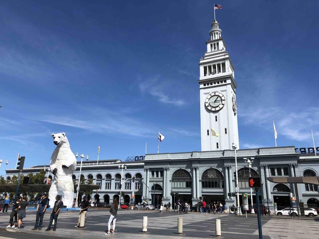 The Embarcadero & Ferry Building, San Francisco, CA 94133, USA