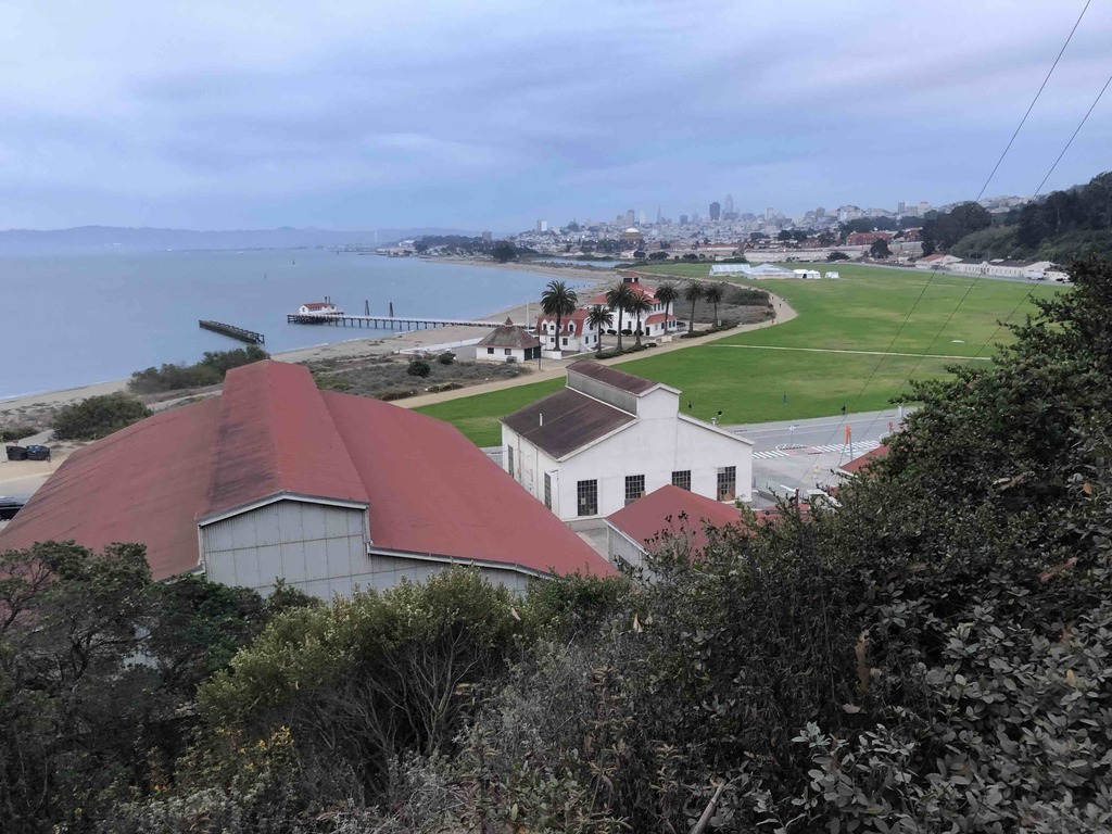 Golden Gate National Recreation Area, U.S. 101, San Francisco, CA 94109, USA