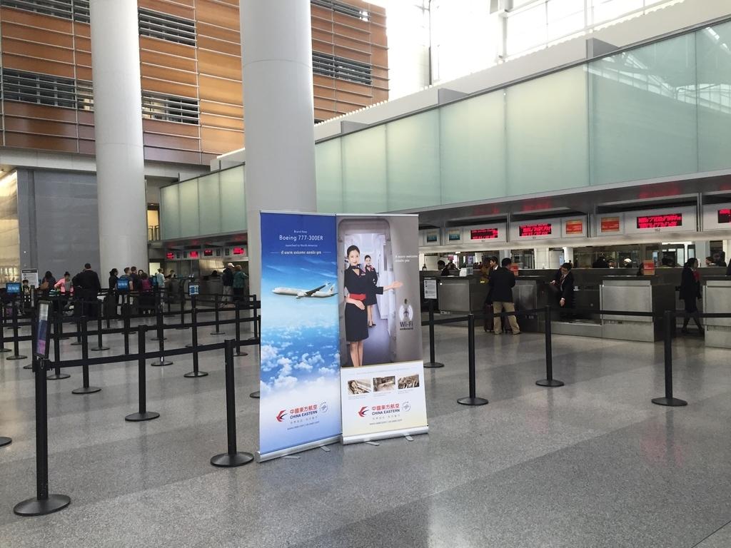 SFO Airport Terminal A-Lower Level, San Francisco International Airport (SFO), California 94128, USA