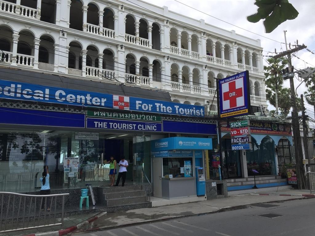 THE TOURIST CLINIC