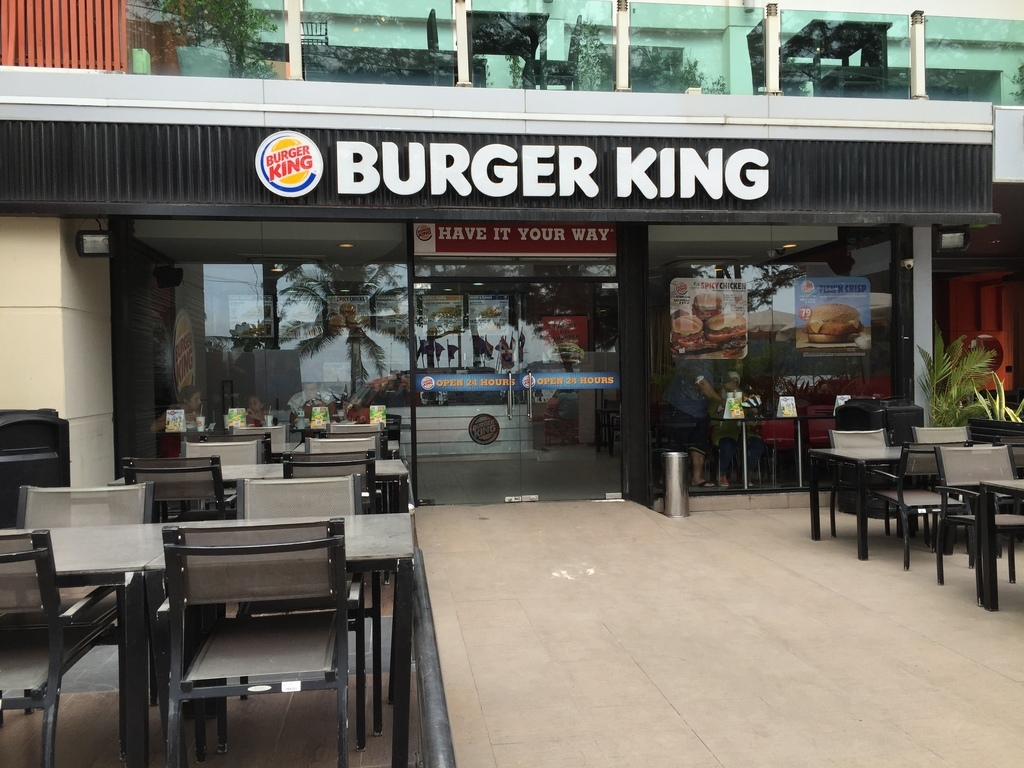 Burger King (เบอร์เกอร์ คิง)