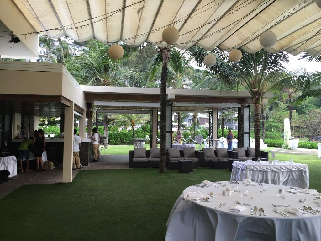 Seacret Restaurant @Katathani