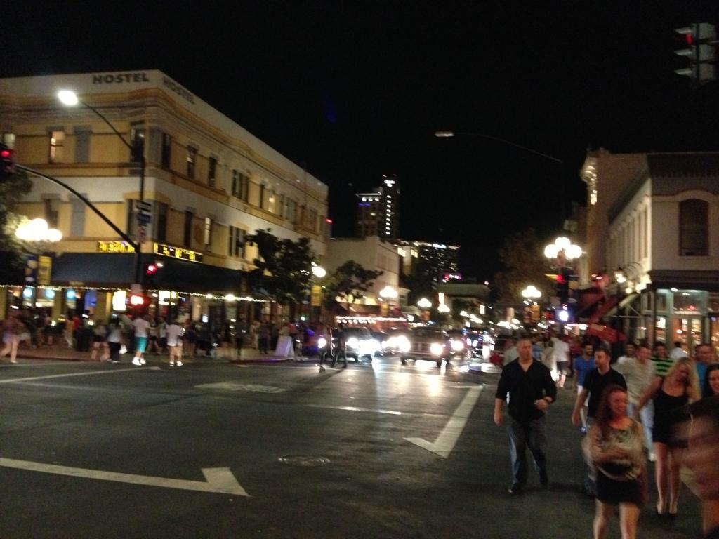 Gaslamp Quarter, San Diego, CA 92101, USA
