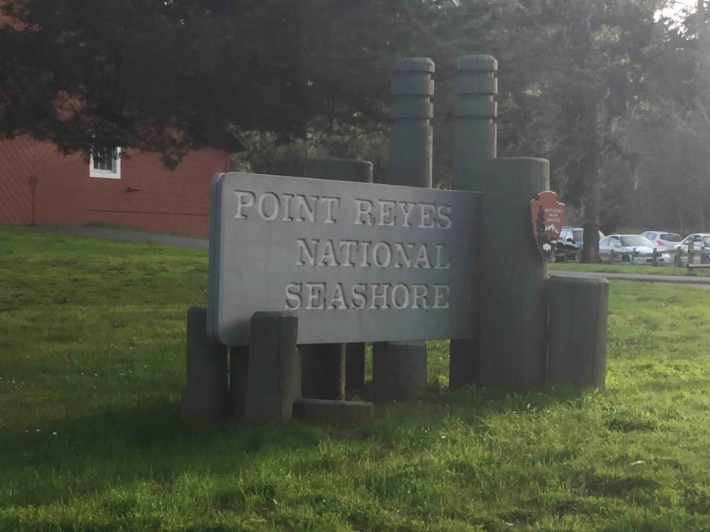 Point Reyes National Seashore|||