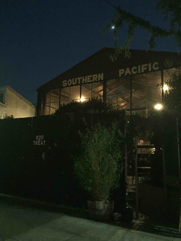 Southern Pacific Brewing