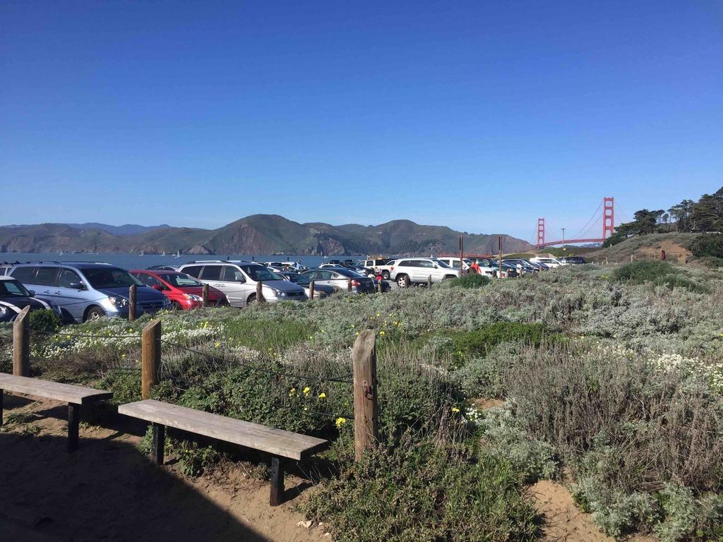 San Francisco Baker Beach