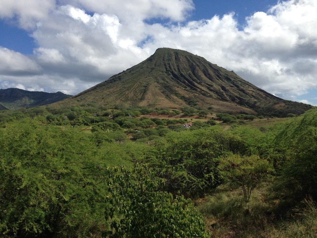 Koko Head Scenic Lookout