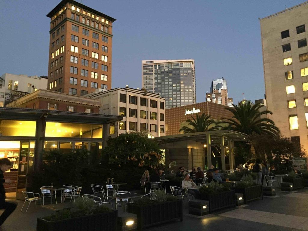 Post St & Powell St, San Francisco, CA 94108, USA