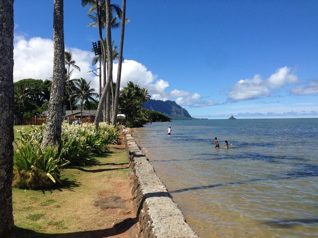 Kaneohe Bay Sandbar