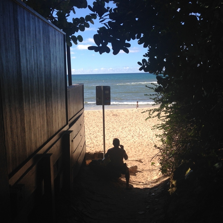 North Shore, Waialua, HI, USA