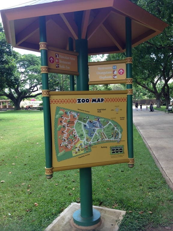 Monsarrat Ave + Kapiolani Park (City, Honolulu, HI 96815, USA