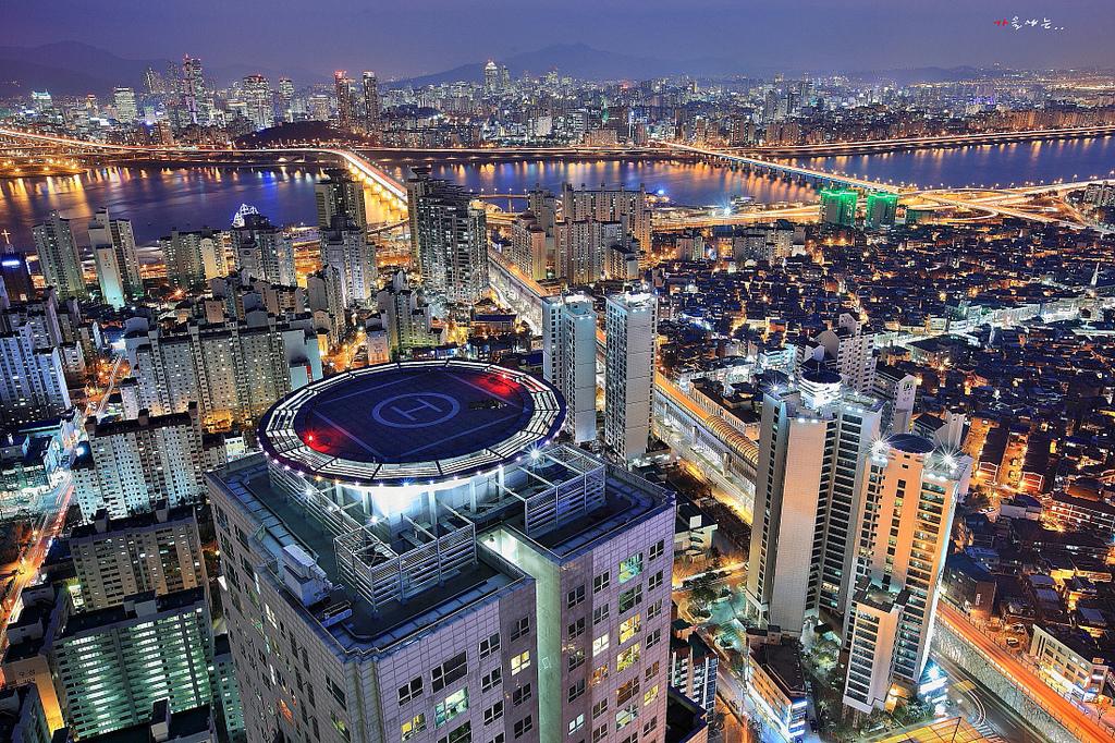 International Finance Center Seoul, Myeong-dong, Seoul