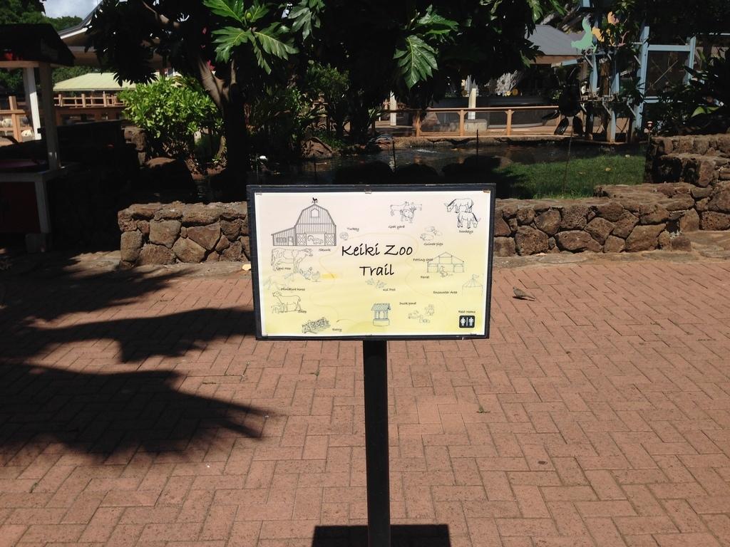 Keiki Petting Zoo