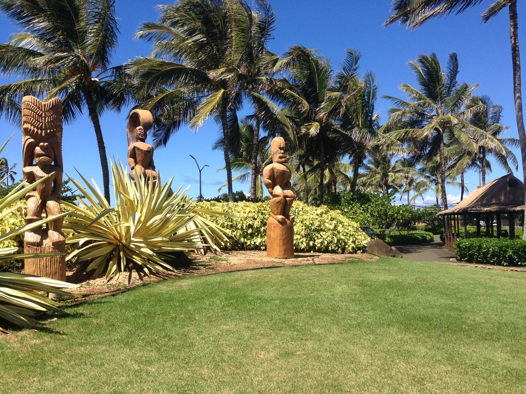 Kamehameha Hwy + Polynesian Cultural, Laie, HI 96762, USA