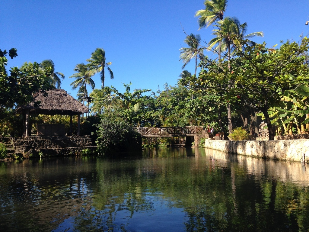Haunted Lagoon