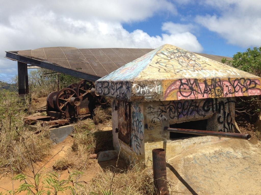 top of koko head trail
