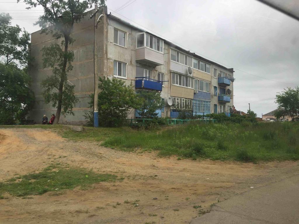 Unnamed Road, Khasan, Primorskiy kray, Russia, 692730