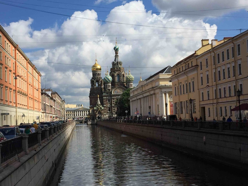 Tsentralny District, St Petersburg, Russia