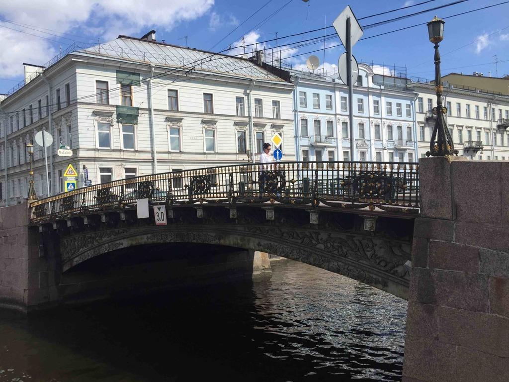 Большой Конюшенный мост, Sankt-Peterburg, Russia, 191186