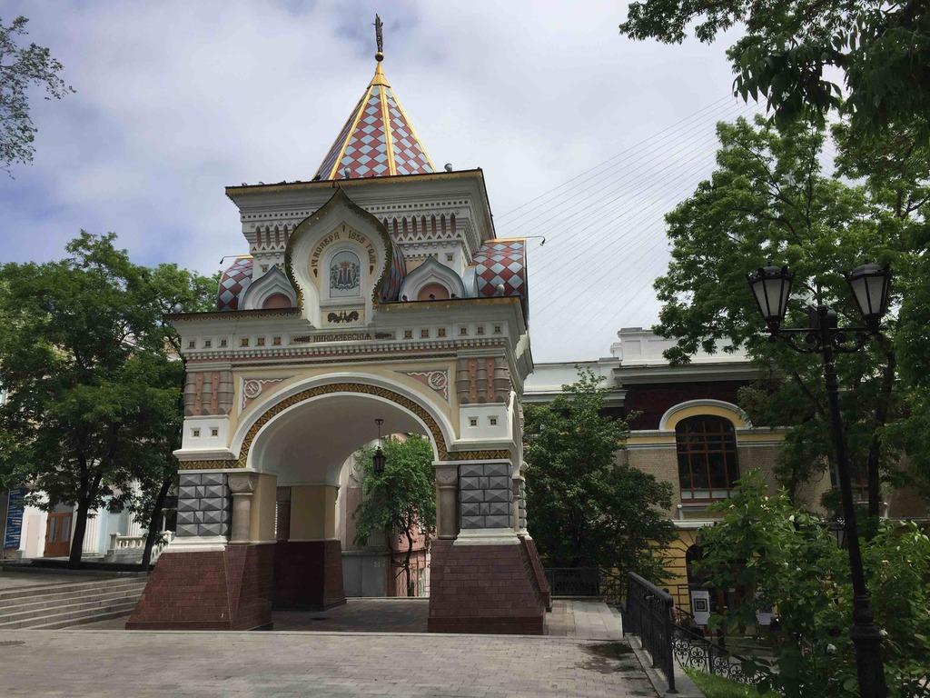 Korabelnaya nab., 9, Vladivostok, Primorskiy kray, Russia, 690091