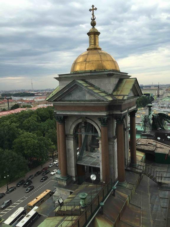 Saint Isaac's Cathedral, Sankt-Peterburg, Russia, 190000