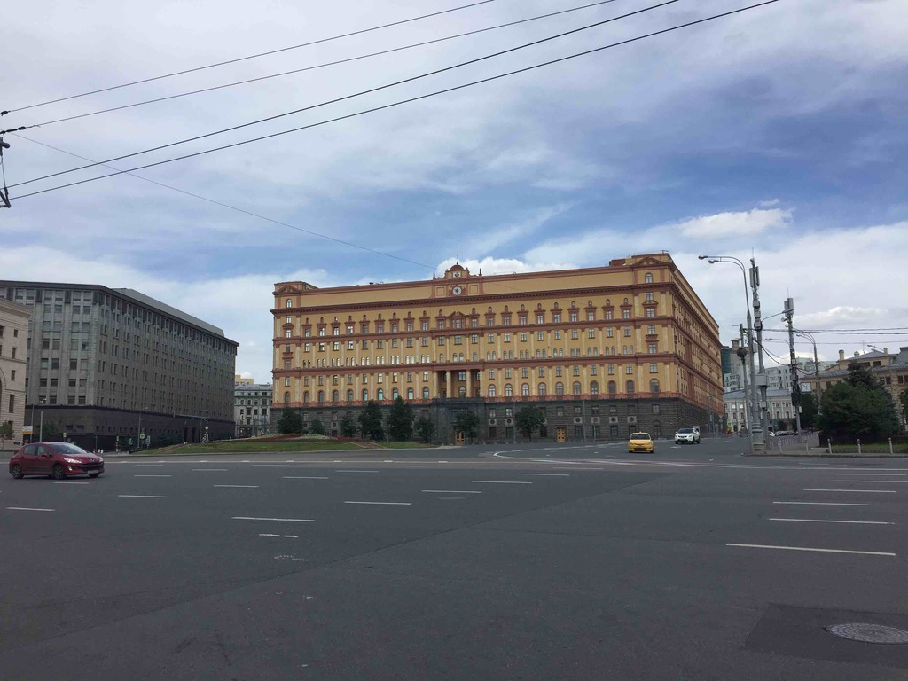 Malyy Cherkasskiy per., 1/3с1, Moskva, Russia, 109012
