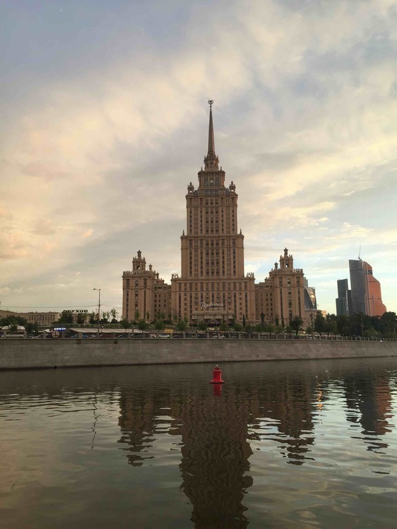 nab. Tarasa Shevchenko, Moskva, Russia, 121248