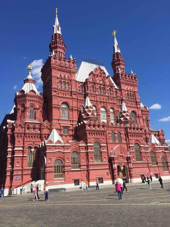 Kremlevskiy pr-d, Moskva, Russia, 109012
