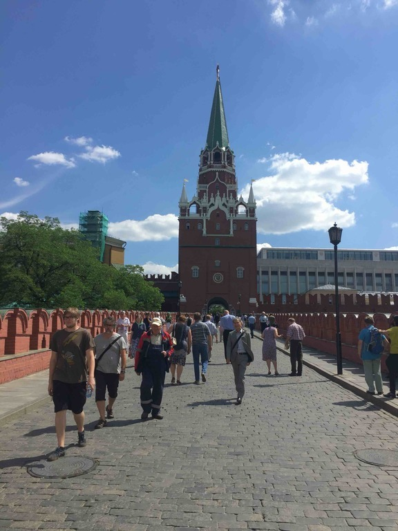 Manezh, Moskva, Moskovskaya oblast', Russia, 125009