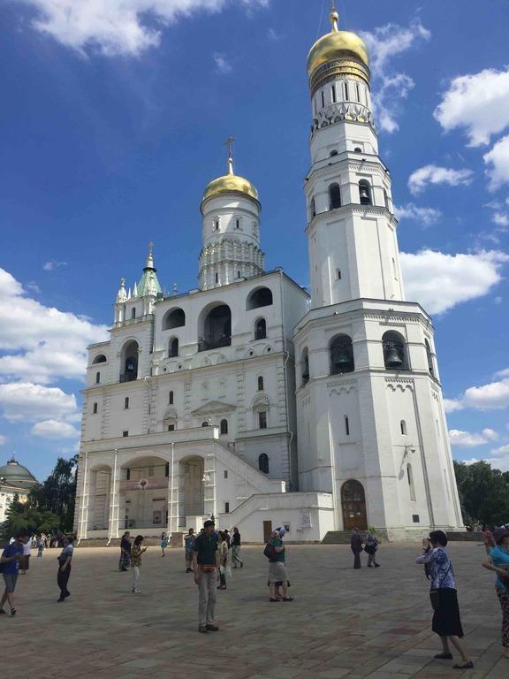 Borovitskaya ul., Moskva, Russia, 119072