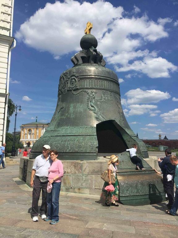 Царь-колокол / Tsar Bell