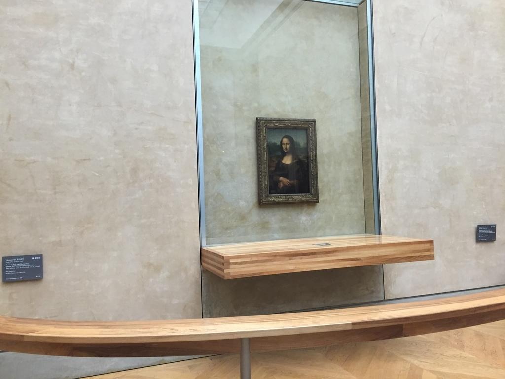 Mona Lisa, L. da Vinca