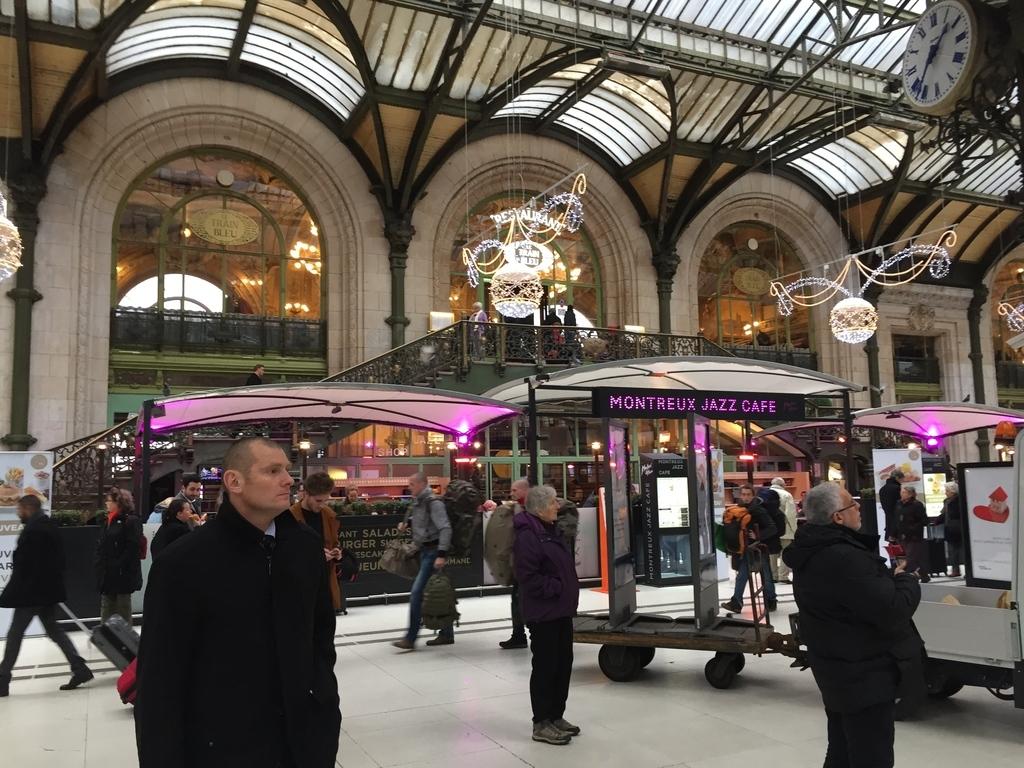 Point Soleil Gare De Lyon