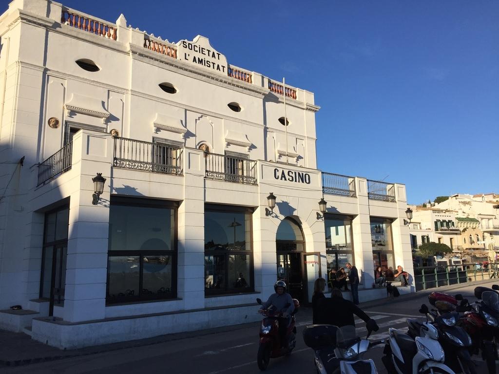 Bar Casino Cadaqués