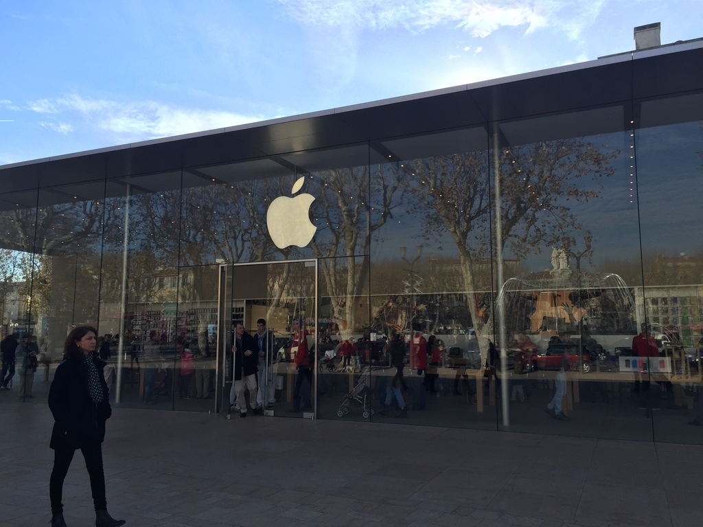 Apple Store, Aix-en-Provence