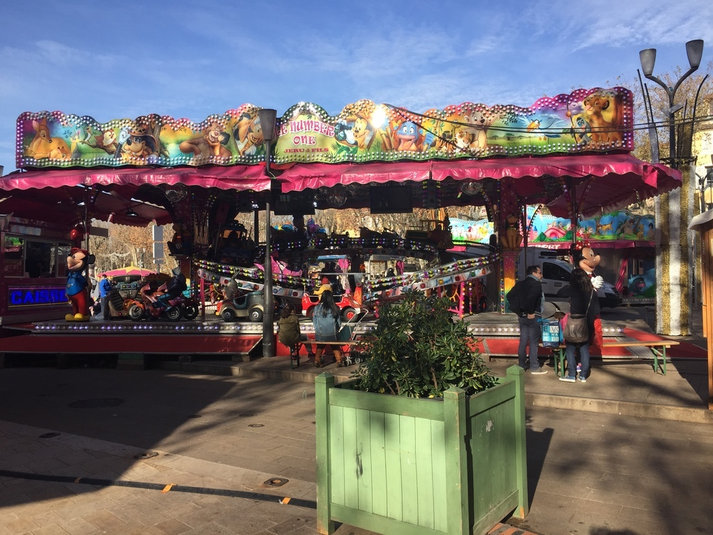 Le Carrousel D'aix En Provence