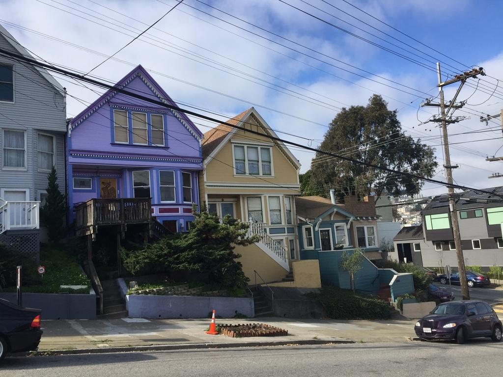 Noe Valley, San Francisco, CA, USA