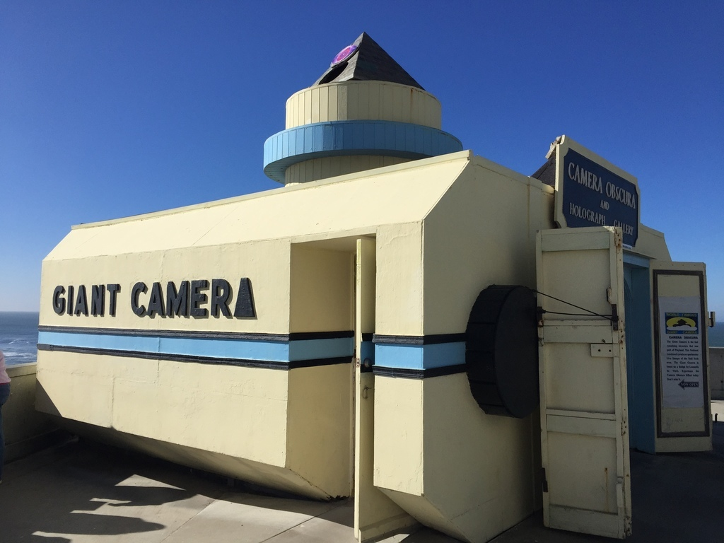 Camera Obscura & Holograph Gallery